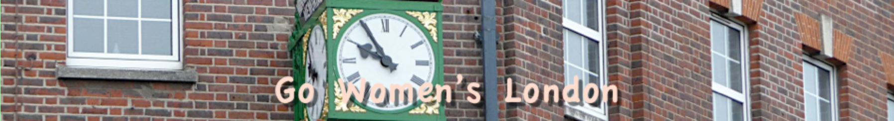 Womens banner