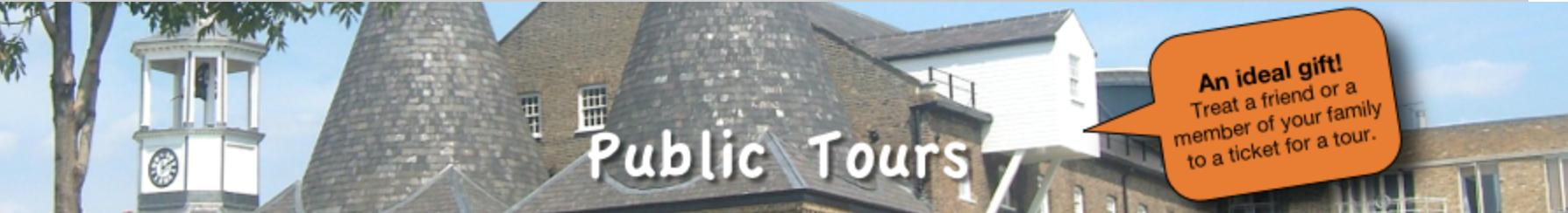 public banner